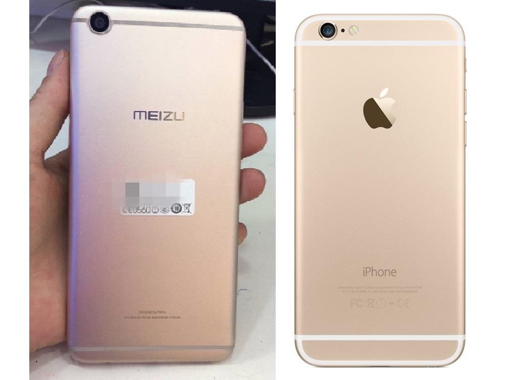 Meizu E2 - Похожий на айфон 6 - Meizu E2