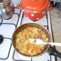 Отзыв о Замороженные овощи ТМ Хуторок (Рудь): Овощная смесь Хуторок Лечо: такой перчик мне нравится