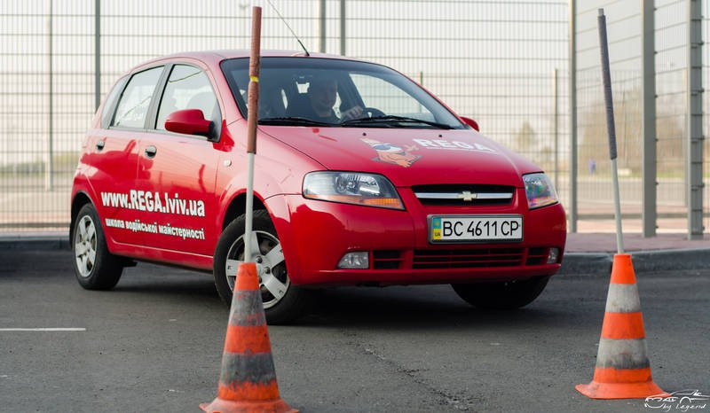Автошкола Rega -