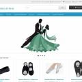 Отзыв о Интернет магазин обуви для танцев: