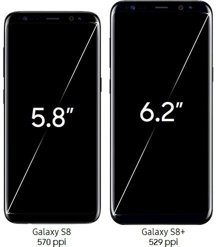 Samsung Galaxy S8/S8 Plus -
