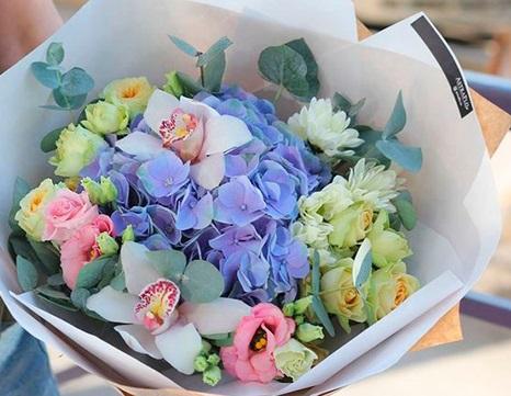 Flowers24 - доставка цветов Прованс №66 из магазина цветов Flowers24