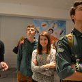 Отзыв о Открытый международный университет развития человека «Украина»: Перехрест Роман - президент студентського самоврядування