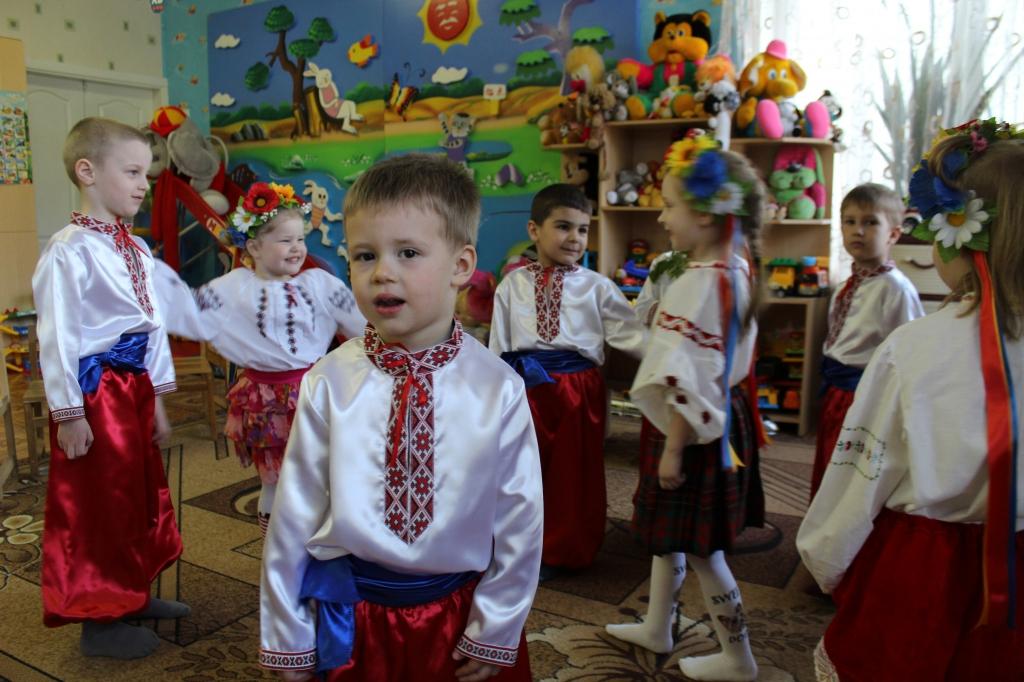 """Частный детский садик """"Украинский сувенир"""", Киев - Здоровье, образование, воспитание и питание- для каждого ребенка"""