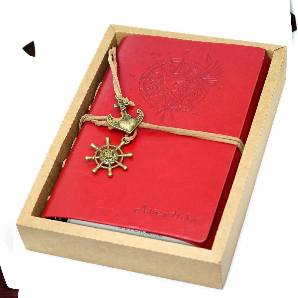Блокноты Aventura - Отличные блокноты для подарка