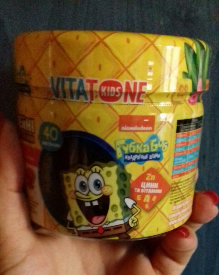 VitaTone витамины жевательные - Наши любимые желейные мультивитамины Vitatone