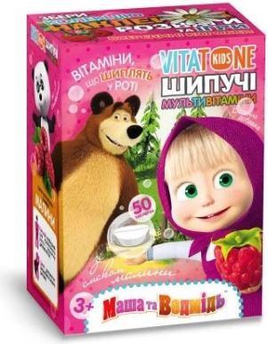 VitaTone Kids шипучие мультивитамины - Vita Tone шипучі мультивітаміни