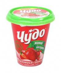 Йогурт вязкий ТМ Чудо