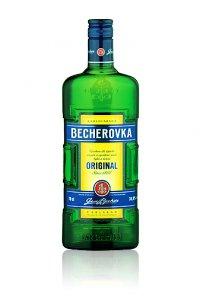Настойка Чехия ТМ Becherovka