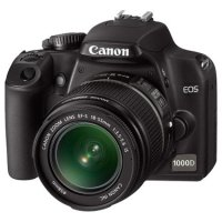 CANON EOS 1000D Kit (EF-S 18-55 IS)