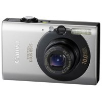 CANON IXUS 85 IS Black