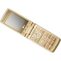 LG KF300 Gold