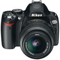NIKON D60 Kit (AF-S DX 18-55 VR)