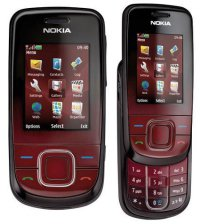 NOKIA 3600 Red