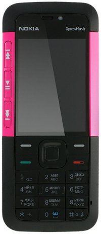 NOKIA 5310 Candy Gothic Pink