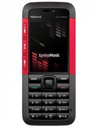 NOKIA 5310 CV Games Red
