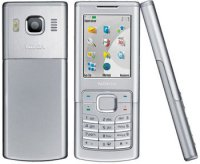 NOKIA 6500 Classic Silver