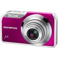 OLYMPUS Mju 5000 Pink