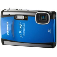 OLYMPUS Mju TOUGH-6000 Blue