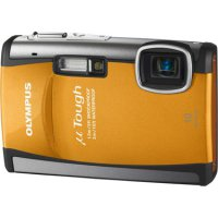 OLYMPUS Mju TOUGH-6000 Orange