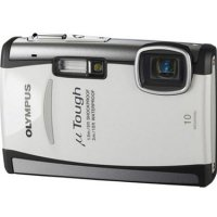 OLYMPUS Mju TOUGH-6000 White