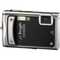 OLYMPUS Mju TOUGH-8000 Black