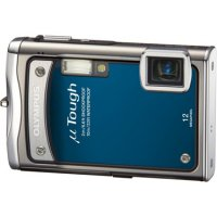 OLYMPUS Mju TOUGH-8000 Blue
