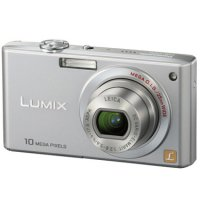 PANASONIC LUMIX DMC-FX35 Silver