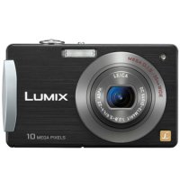 PANASONIC LUMIX DMC-FX500 Black