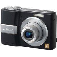 PANASONIC LUMIX DMC-LS80 Black