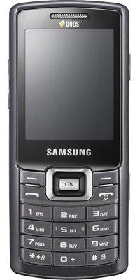 SAMSUNG C5212 DuoS Black