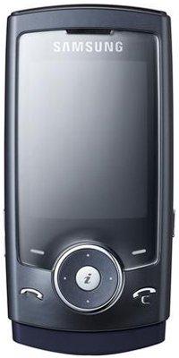 SAMSUNG SGH-U600 Soft Black