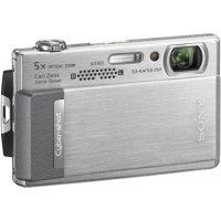 SONY Cyber-shot DSC-T500 Silver