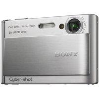SONY Cyber-shot DSC-T70 Silver + фотопринтер Sony