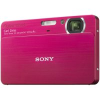 SONY Cyber-shot DSC-T700 Red