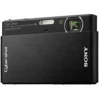 SONY Cyber-shot DSC-T77 Black