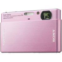 SONY Cyber-shot DSC-T77 Pink