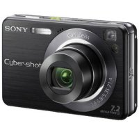 SONY Cyber-shot DSC-W120 Black