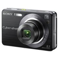 SONY Cyber-shot DSC-W130 Black