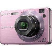 SONY Cyber-shot DSC-W130 Pink