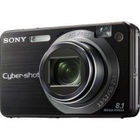 SONY Cyber-shot DSC-W150 Black