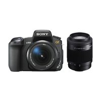 SONY DSLR-A300 Double Kit (18-70 mm + 55-200 mm)