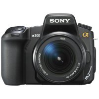 SONY DSLR-A300 Kit (18-70 mm)