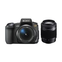 SONY DSLR-A350 Double Kit (18-70 mm + 55-200 mm)