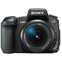 SONY DSLR-A350 Kit (18-70 mm)
