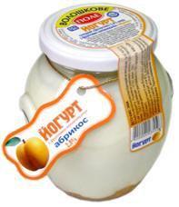 Йогурт вязкий ТМ Волошкове поле
