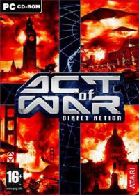 Act of War: Direct Action (Обычные RTS)