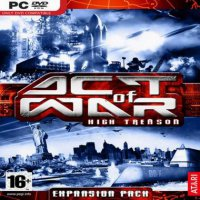 Act Of War: High Treason (Обычные RTS)