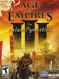 Age of Empires 3: The Asian Dynasties (Обычные RTS)