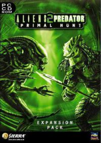 Aliens vs Predator 2: Primal Hunt (от 1-го лица)
